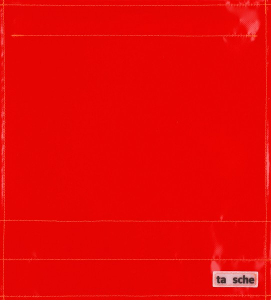 Deckel M - pur rot
