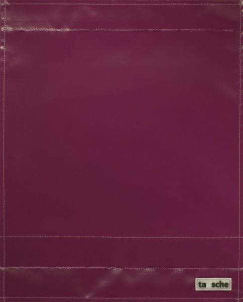 Deckel L - pur violett