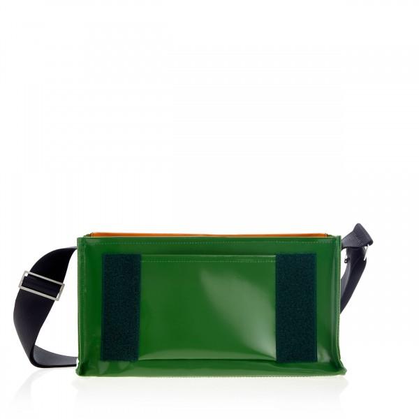 Wickeltasche - individualisierbar- Schutzbefohlene - grün - 1