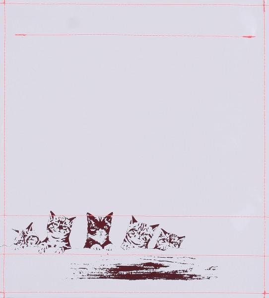 Deckel M - Katzenkinder