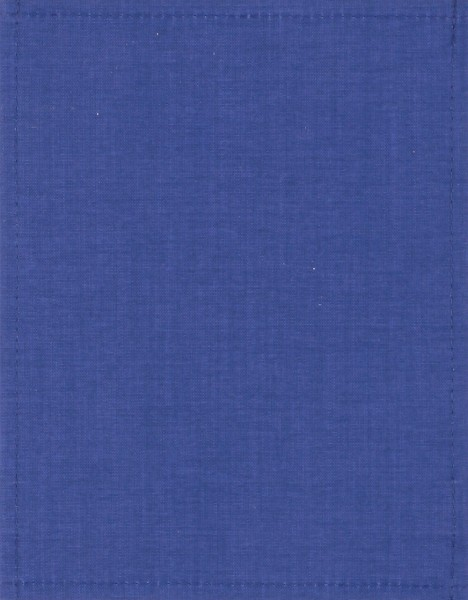 Deckel S - Cordura blau