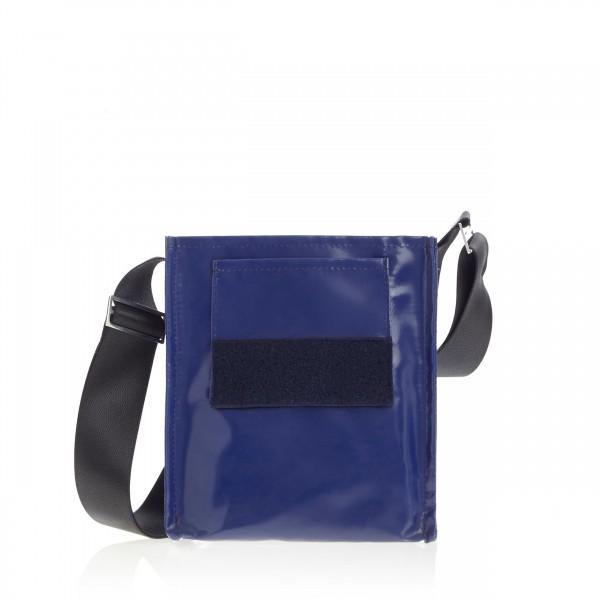 Tasche - zum selbst designen - Forscherin - mitternachtsblau - 1