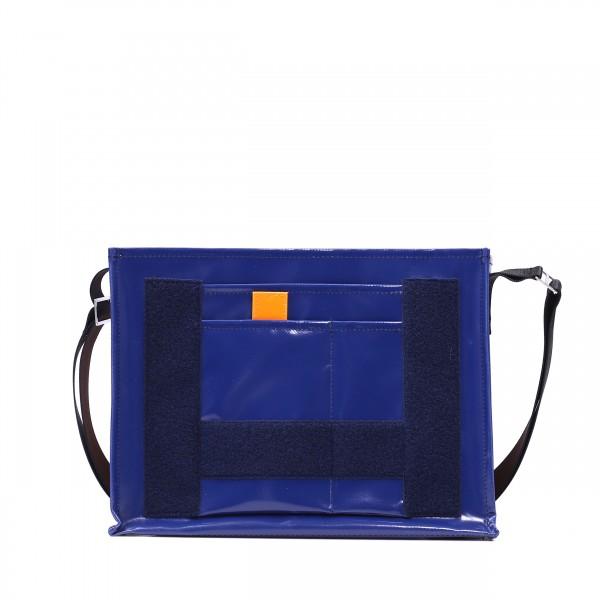 Umhängetasche - zum selbst Zusammenstellen - Tagediebin - mitternachtsblau - 1