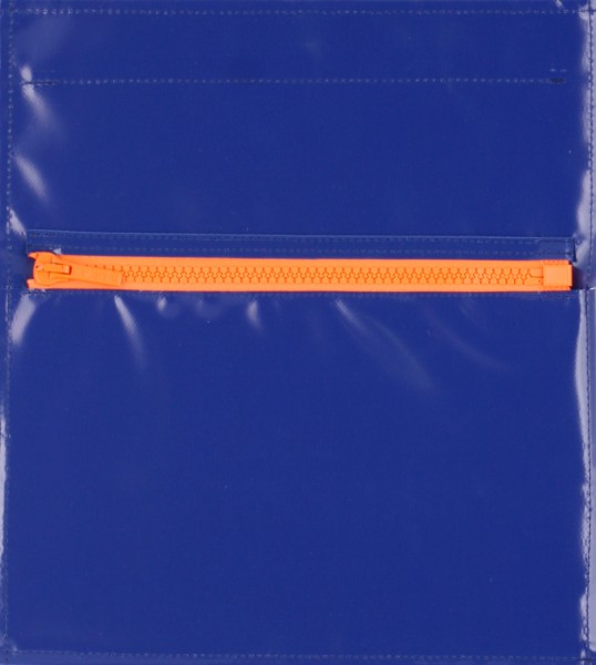 interchangeable lid for bag - pocket lid - blue - size M