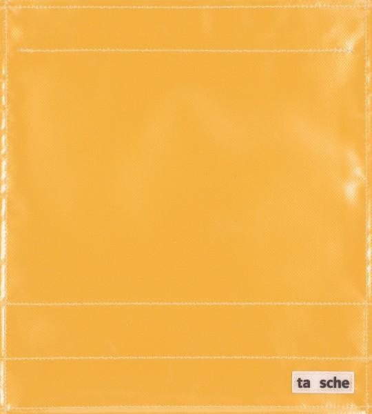 Deckel M - pur goldbraun