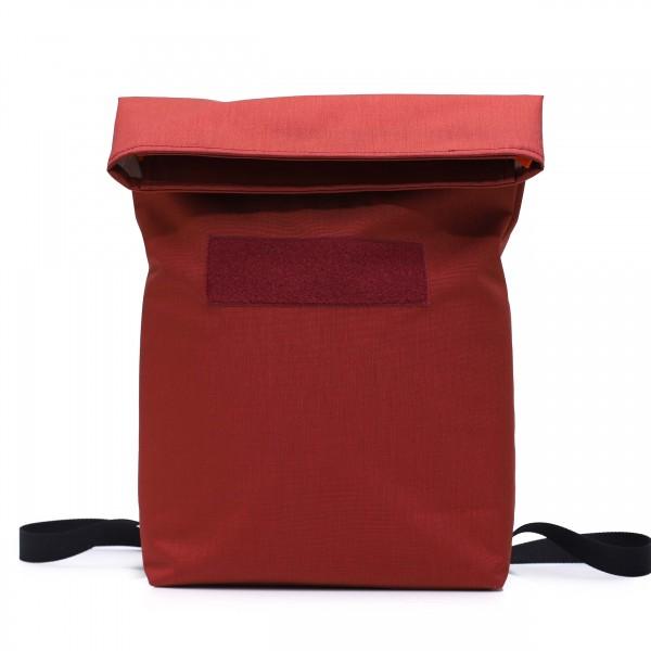 Rucksack und Umhängetasche - wandelbar - Senatorin - chili-rot - 1