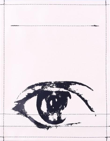 Deckel S - Auge Jeanne