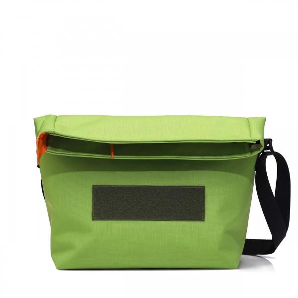 Handtasche - wandelbar - nachhaltig - Komplizin - limette - 1