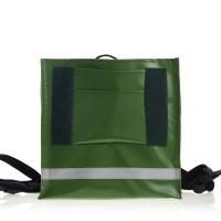 Taschenkorpus - Athletin grün
