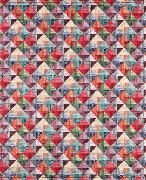 Interchangeable cover for shoulder bag - Coloured prism - coloured - size L