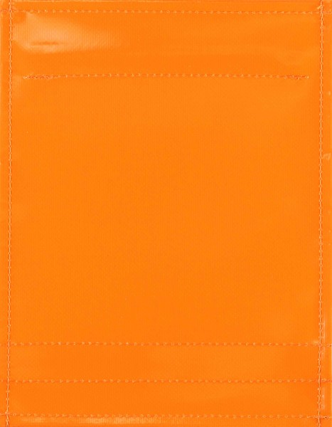 interchangeable lid for bag/backpack - pure orange - size S