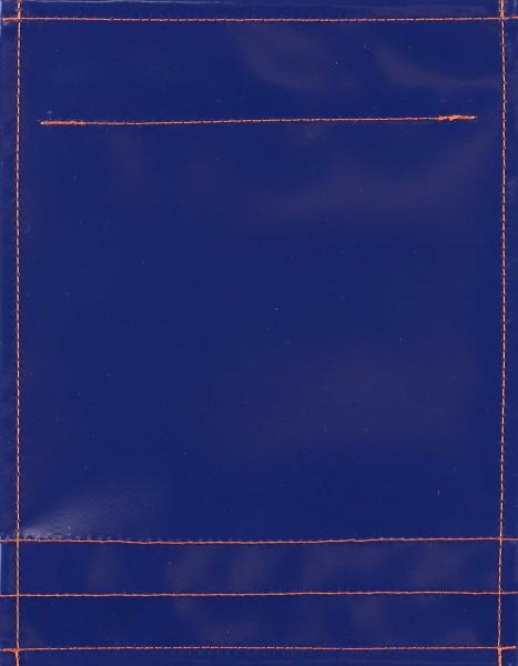 Wechselklappe für Tasche/Rucksack - pur - mitternachtsblau - Größe S