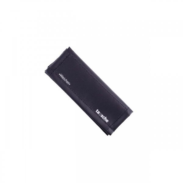 Schulterpolster - Weichei - schwarz - für Tragegurte - 1