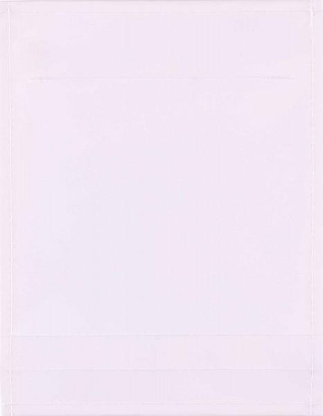 Wechseldeckel für Tasche/Rucksack - pur - weiß - Größe S