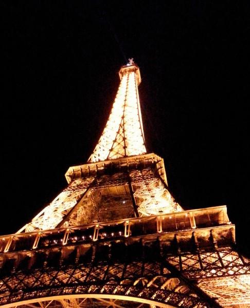 Deckel L - Eiffelturm