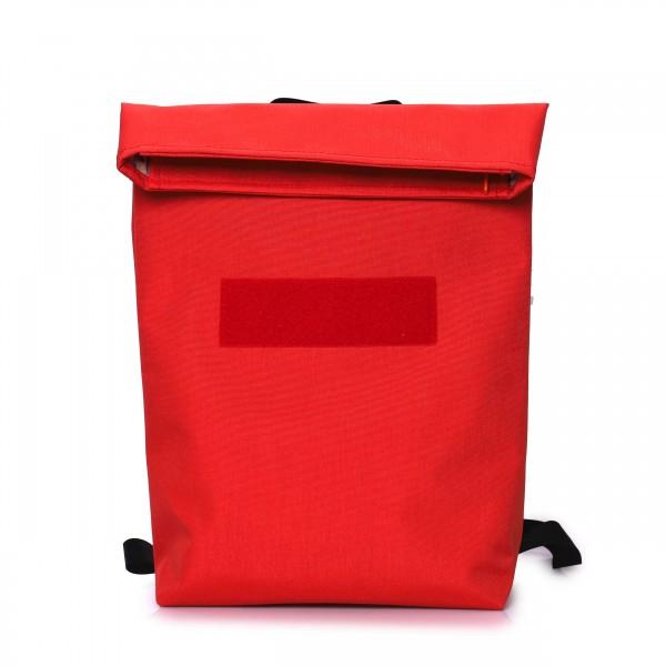 Backpack and shoulder bag - convertible - Senator - fresh red - 1