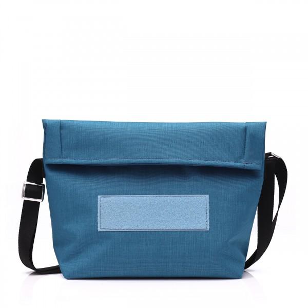 Handtasche - wandelbar - nachhaltig - Komplizin - denim - 1