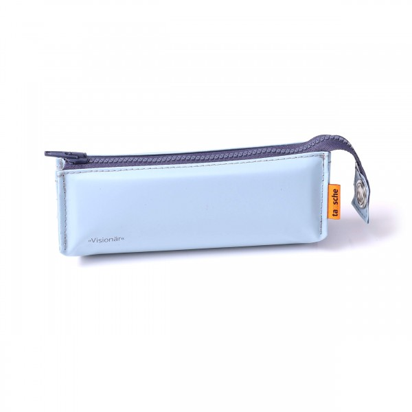 spectacle case - visionary - truck tarpaulin - light blue - 1
