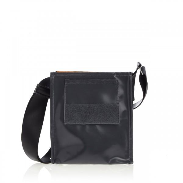 Tasche - zum selbst designen - Forscherin - anthrazit - 1