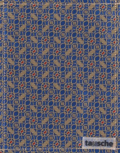 Deckel S - Iso blau