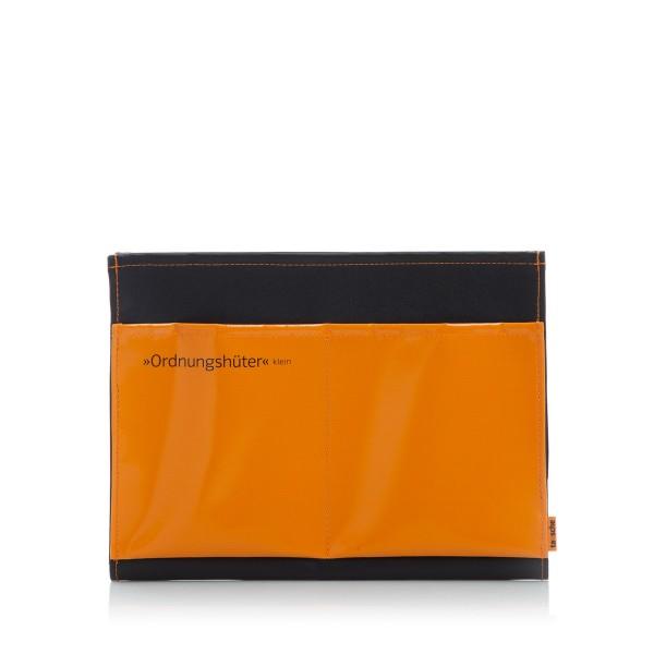 Fächereinsatz - Mappe - Ordnungshüter - Plane - orange/schwarz - 1