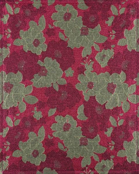 Flap L - Flora green-pink