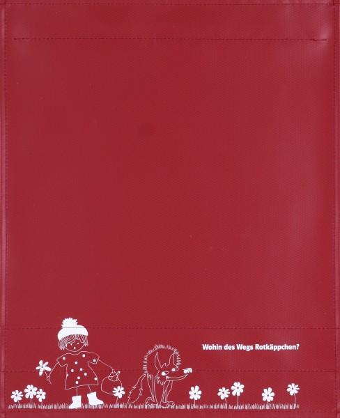 Deckel L - Rotkäppchen burgunder