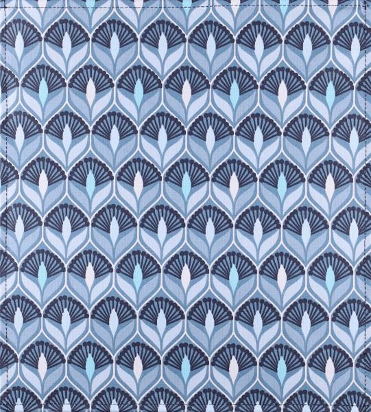 Flap M - Art Deco Lily