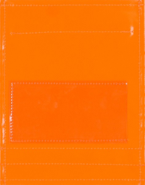 Deckel S - Fensterdeckel orange