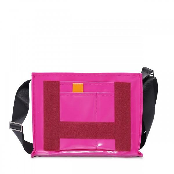 Umhängetasche - zum selbst Zusammenstellen - Tagediebin - pink - 1