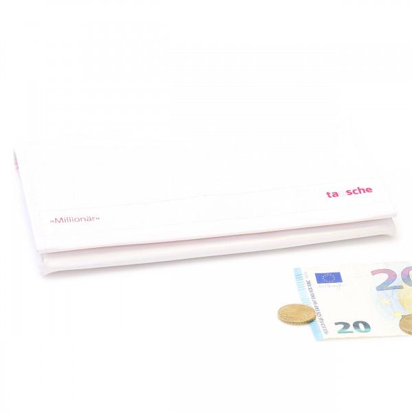 Accessoire - Millionär weiß/pink