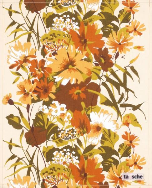 Deckel L - Herbstblume