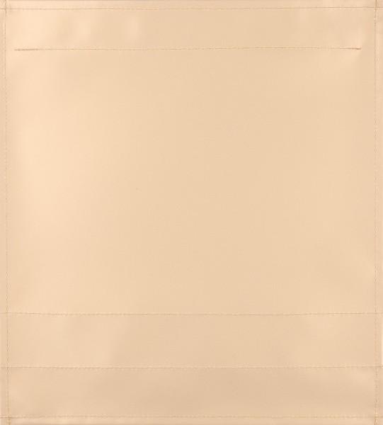 Wechseldeckel für Tasche - Pur - gold - Größe M