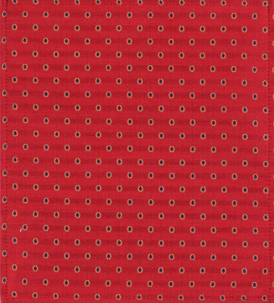 interchangeable lid for laptop bag - Tie - red - size M