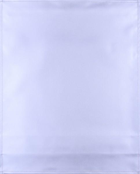 Wechselklappe für Umhängetasche - Reflektor - silber - Größe L