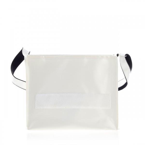 Handtasche - selbst zusammenstellen - Thusnelda - weiß - 1