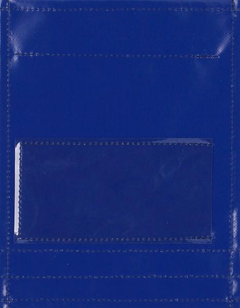 Deckel S - Fensterdeckel blau