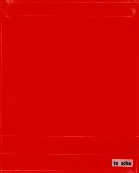 Deckel L - pur rot