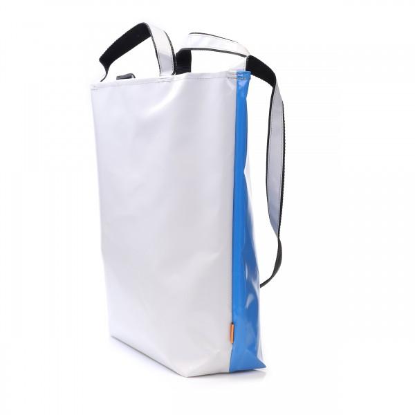 Shopper - Marktschreier blue/light gray