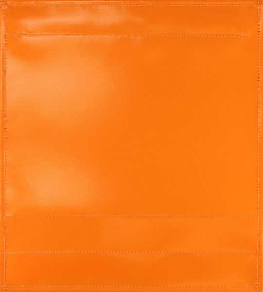 Exchangeable Flap for Notebookbag - pure - orange - Size M