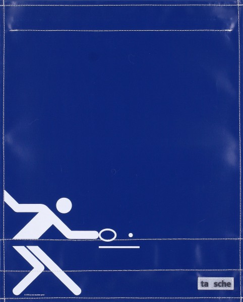Deckel L - Tischtennisspieler
