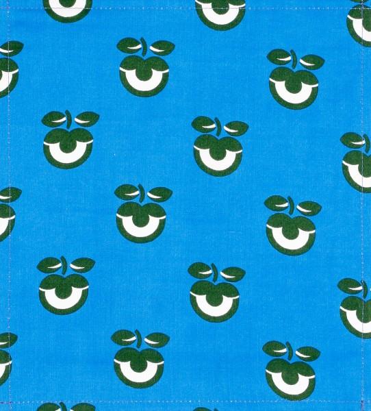 Deckel M - Apfel grün/blau