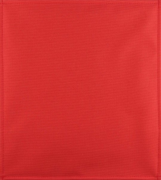 Exchangeable sleeve for bag - Cordura paprika - red - size M
