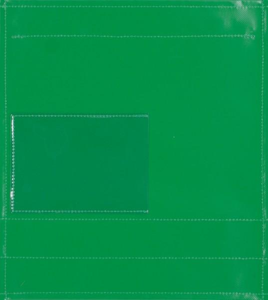 Deckel M - Fensterdeckel grün
