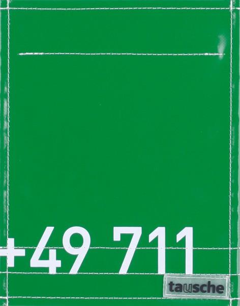 Deckel S - 49 711 grün/weiß