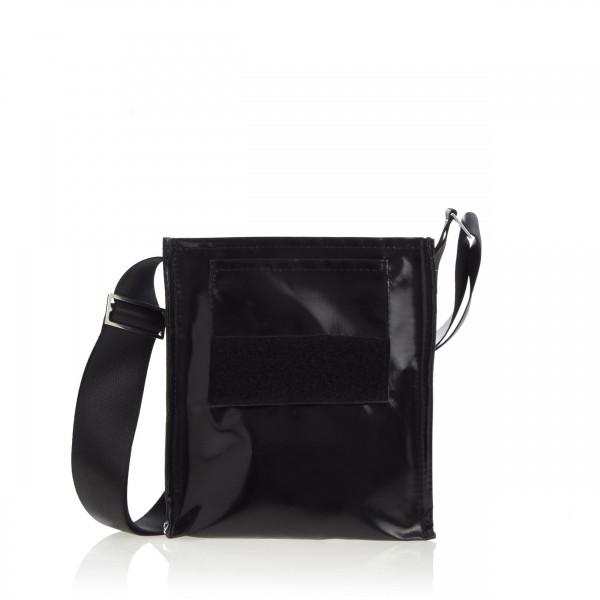 Tasche - zum selbst designen - Forscherin - schwarz - 1