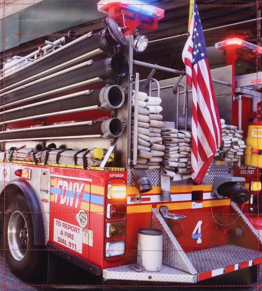 Deckel M - Feuerwehr