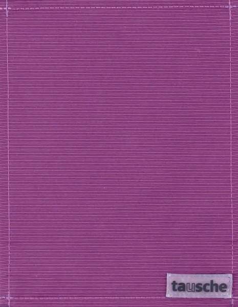 Deckel S - Rips lila