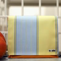Spezial Einheitsset - Nomadin orange mit Markise gelb/grau